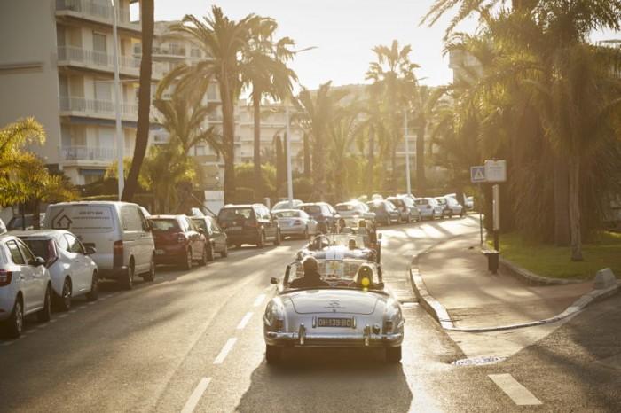 Vintage rally Monaco style
