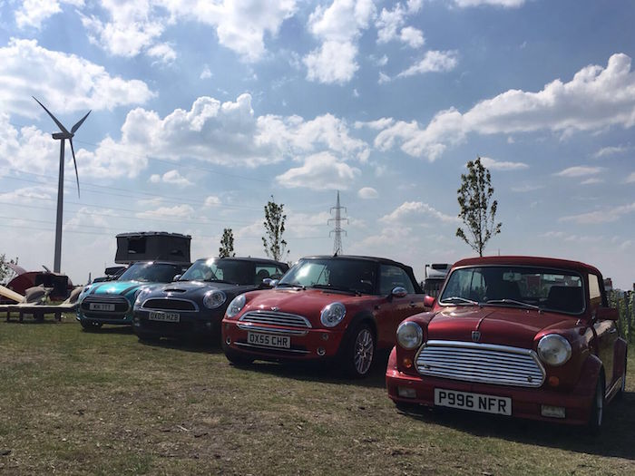 Internationale MINI Meeting