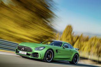 Mercedes-AMG GT R Groene Hel