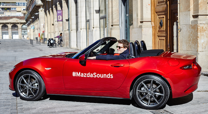 Mazda Sound Of Tomorrow