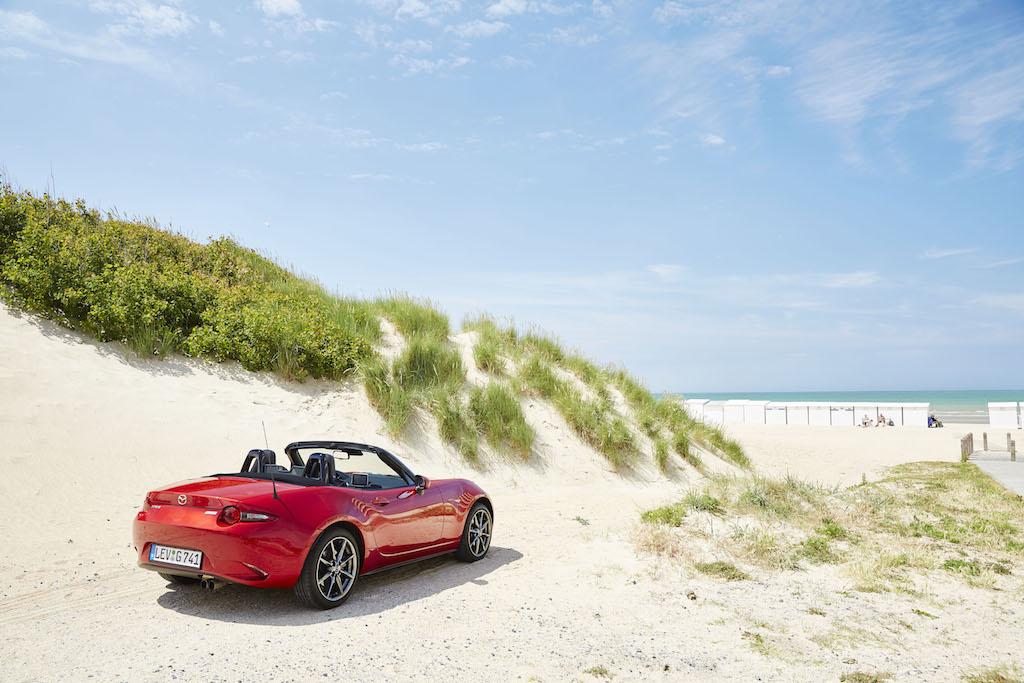 nieuwe Mazda MX-5