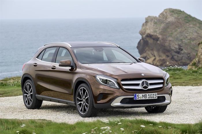 Mercedes-Benz GLA_