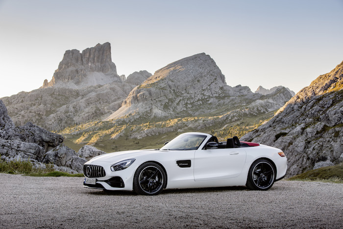 Mercedes-AMG roadster