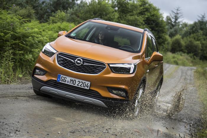 Opel Mokka X_FemmeFrontaal