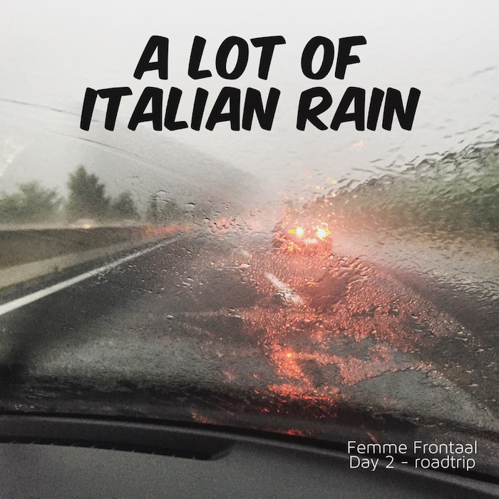 roadtrip naar Rome