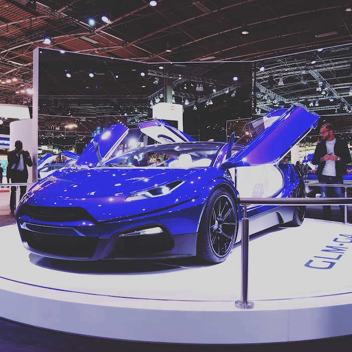 Parijs autoshow