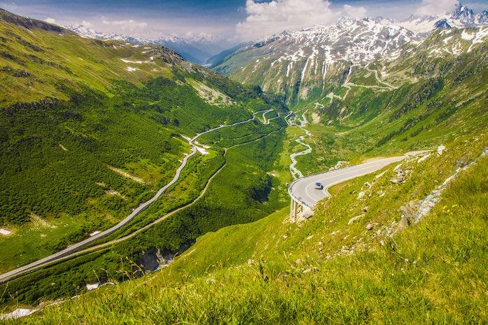 Spectaculaire wegen
