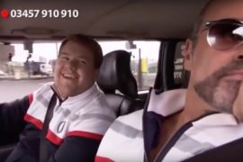 George Michael allereerste Carpool Karaoke