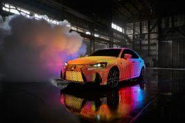 Lexus LIT IS
