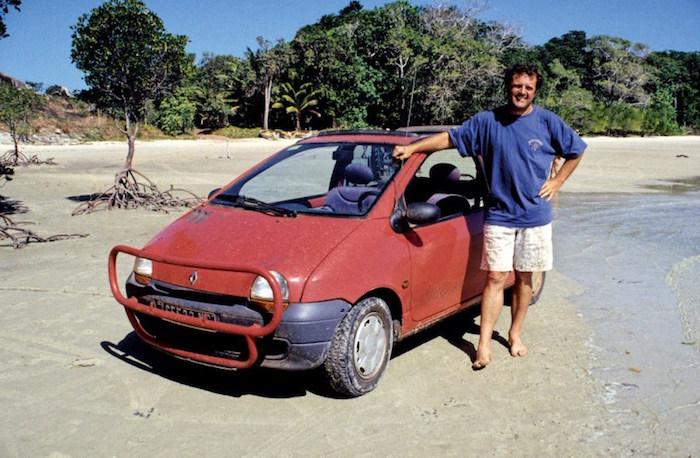 Renault Twingo, Aboriginal