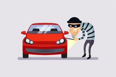 auto gestolen
