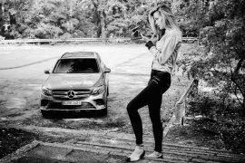 Mercedes-Benz passenger car calender