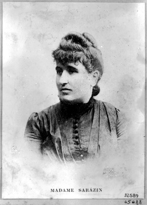 Louise Sarzin