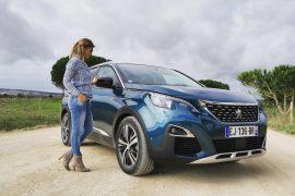 nieuwe Peugeot 5008