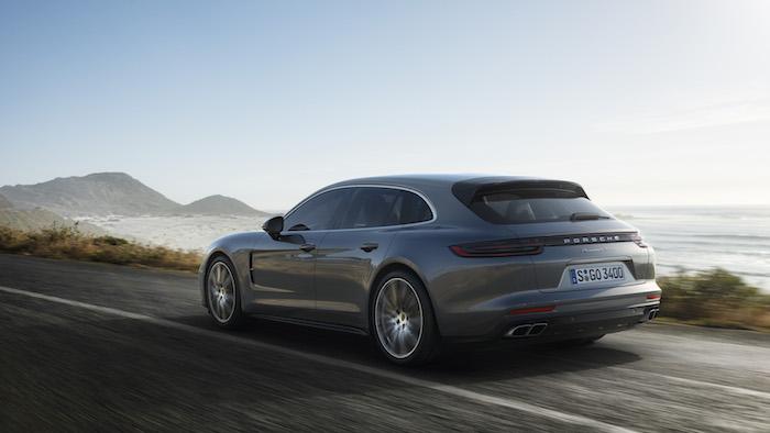 Porsche Panamera Sport Turismo Porsche Meets Familieauto