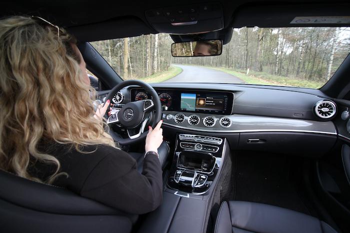 Mercedes-Benz E-Klasse Coupe