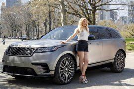 Range Rover Velar_ Ellie Goulding