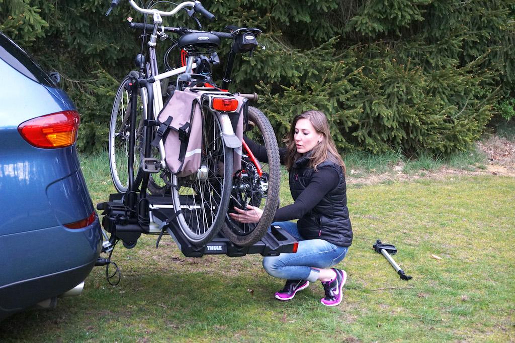 Thule, fietsendrager
