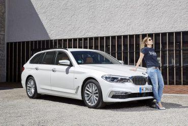 BMW 5 Serie Touring