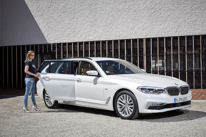 BMW 5 Serie Touring