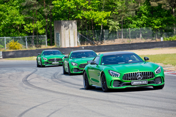 Mercedes-AMG Circuit Days