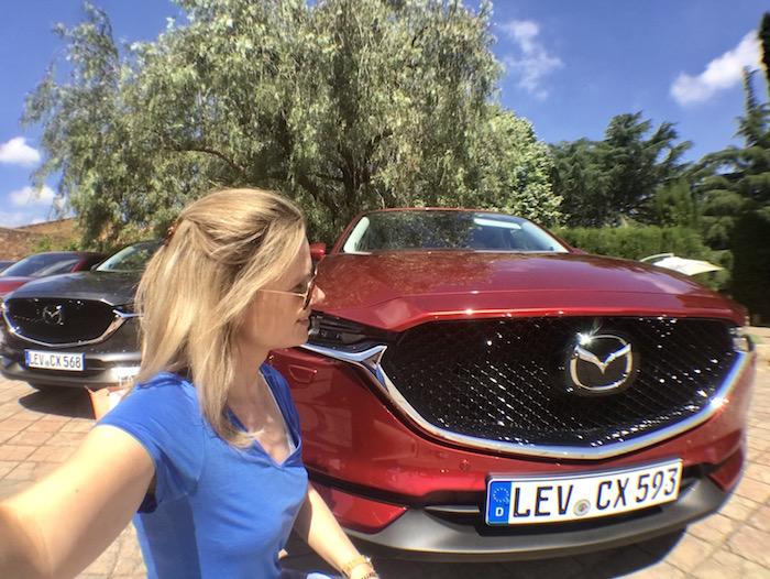 nieuwe Mazda CX-5