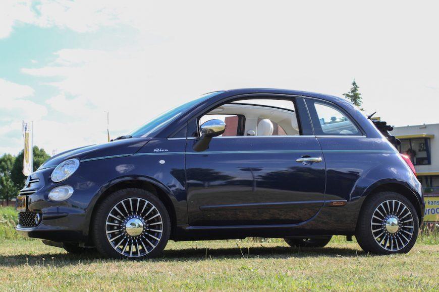 Fiat 500 Riva_FemmeFrontaal_1