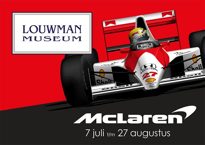 Louwman Museum, McLaren