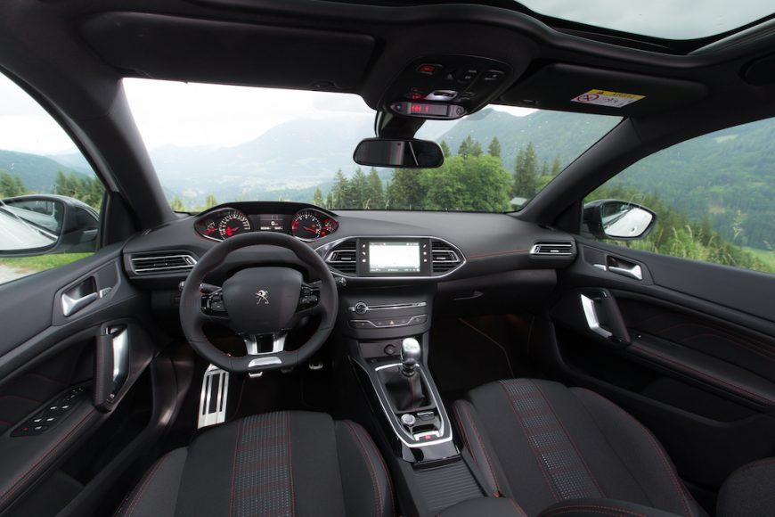 vernieuwde Peugeot 308