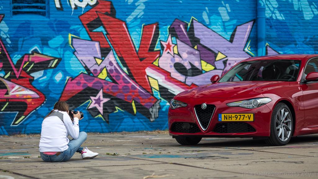 Alfa Romeo Giulia | Photocredit Lars Oosterveen