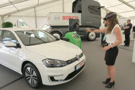 Bosch Mobility Experience 2017