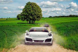 Porsche Kids Rally