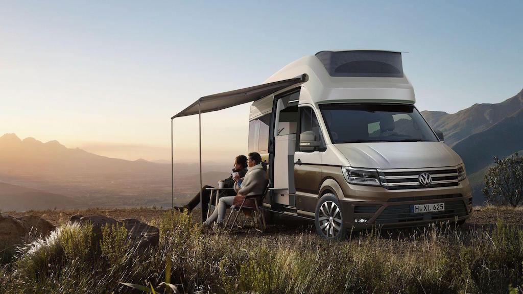 Volkswagen CALIFORNIA XXL CONCEPT