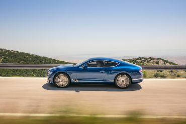 Bentley New Continental GT