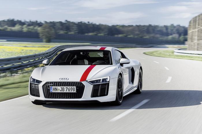 IAA Audi R8 RWS