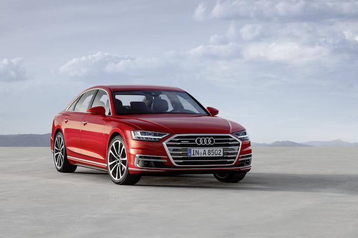 IAA Audi R8