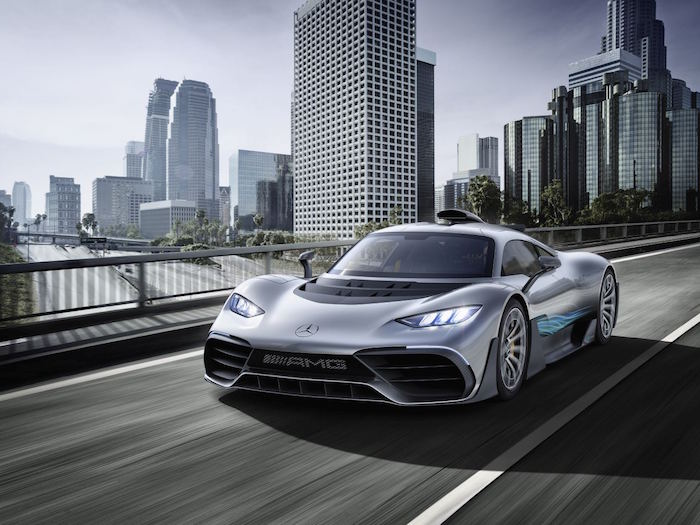 IAA Mercedes-AMG Project One