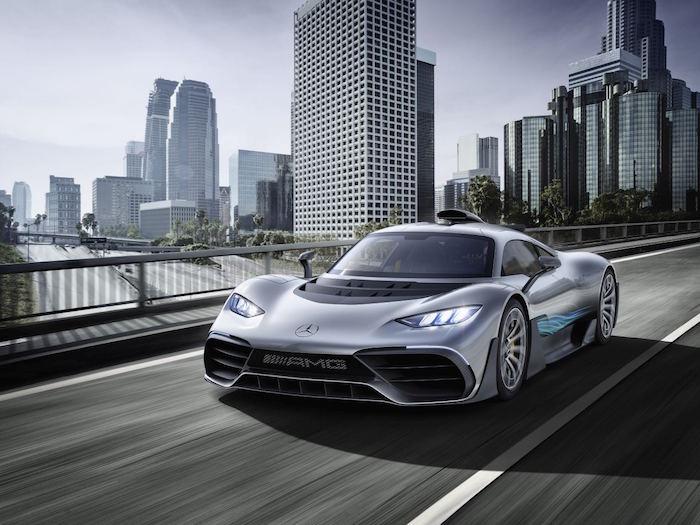 IAA Mercedes-AMG Project One