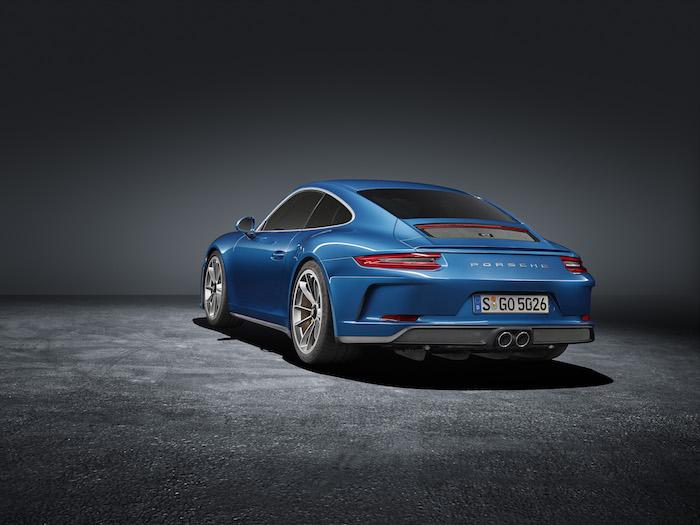 IAA Porsche GT3