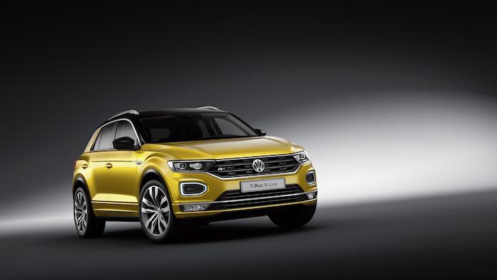 IAA Volkswagen T-Roc