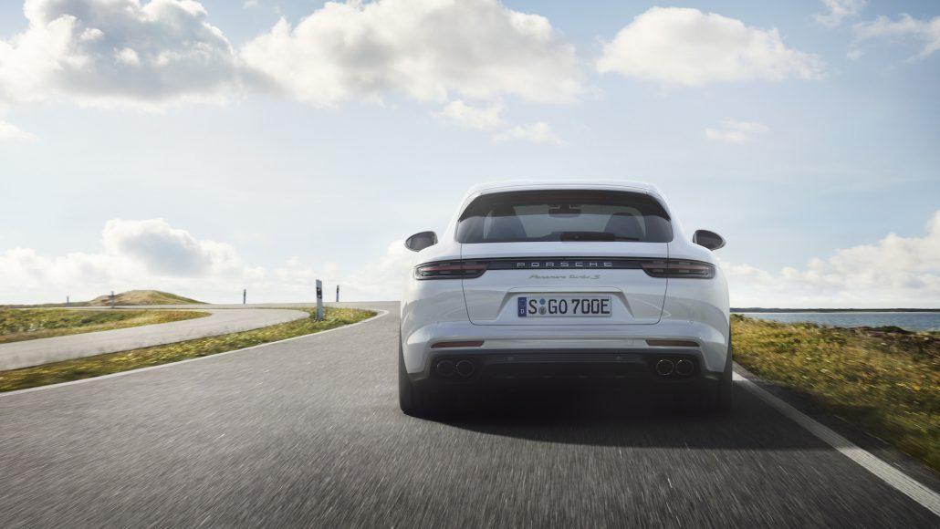 Porsche Panamera Turbo S E-Hybrid Sport Turismo