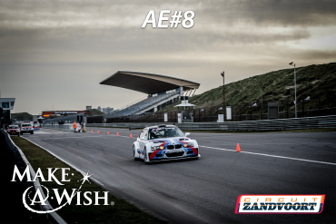 Racing for Make-A-Wish