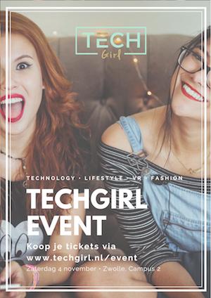 Techgirl event