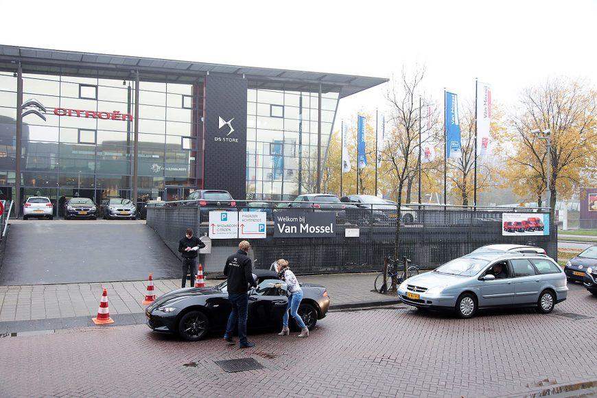 DS Valet Parking