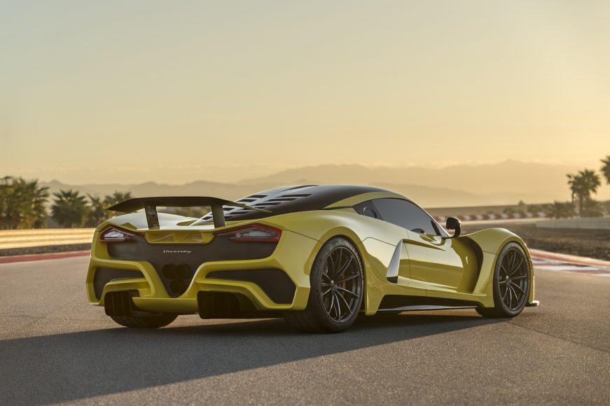 Hennessy Performance Venom F5