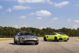 Nieuwe Aston Martin Vantage