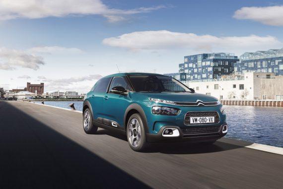 nieuwe Citroën C4 Cactus
