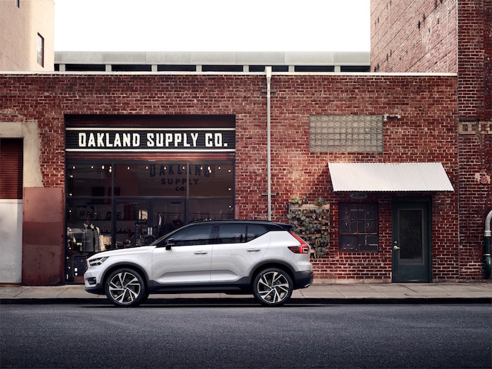 nieuwe auto's in 2018
