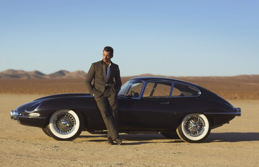 David Gandy, Jaguar