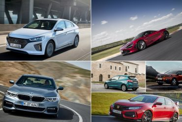 Women's world car of the year 2017